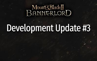 Development Update #3: War and Peace