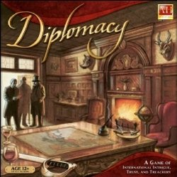 Community Board Game - Diplomacy