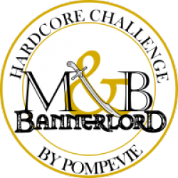 Bannerlord HardCore Challenge - French only (for the moment)