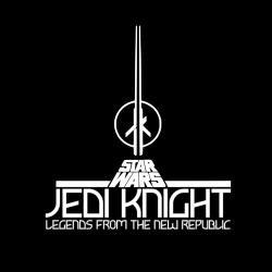 Jedi Knight - Legends from the New Republic